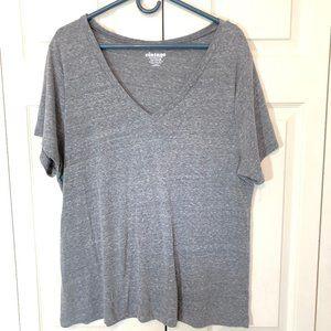 """Old Navy """"Vintage"""" V Neck T-Shirt"""